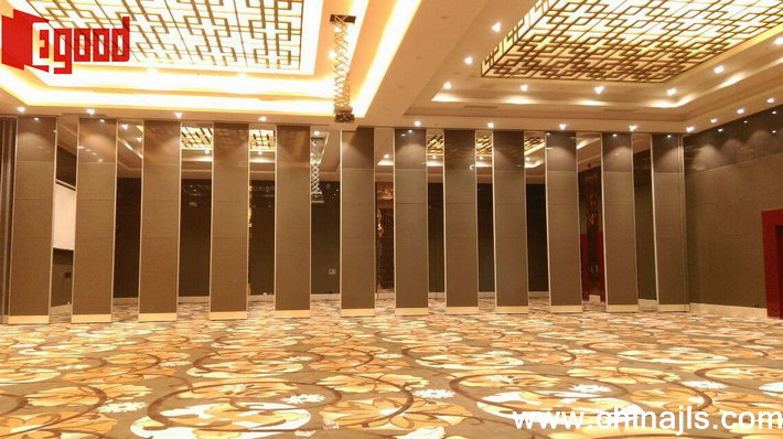 Swiss International Hotel Banquet Hall Operable Wall Project