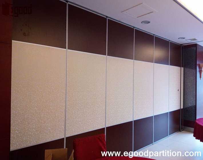 HuXiang Restaurant movable wall for dinning hall