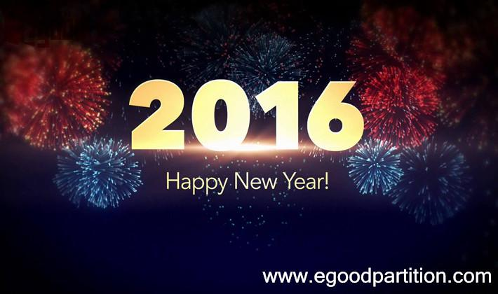 Happy New Year Day 2016 from Egood