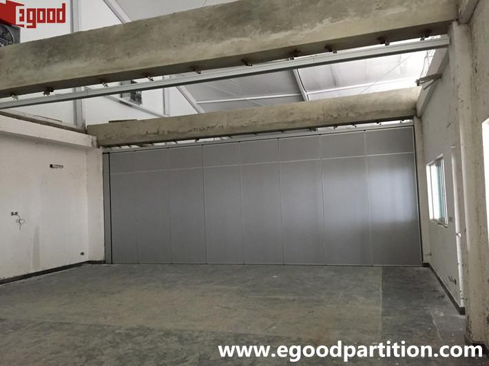 grey melamine movable partition  wall