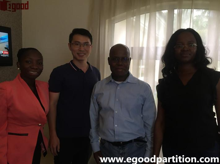 Egood Project manager with Uraga Real Estate Limited CEO& Project Manager