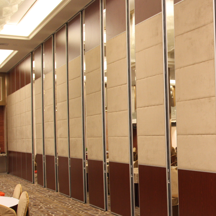 Jinhai Hotel movable partition wall room divider in banquet hall