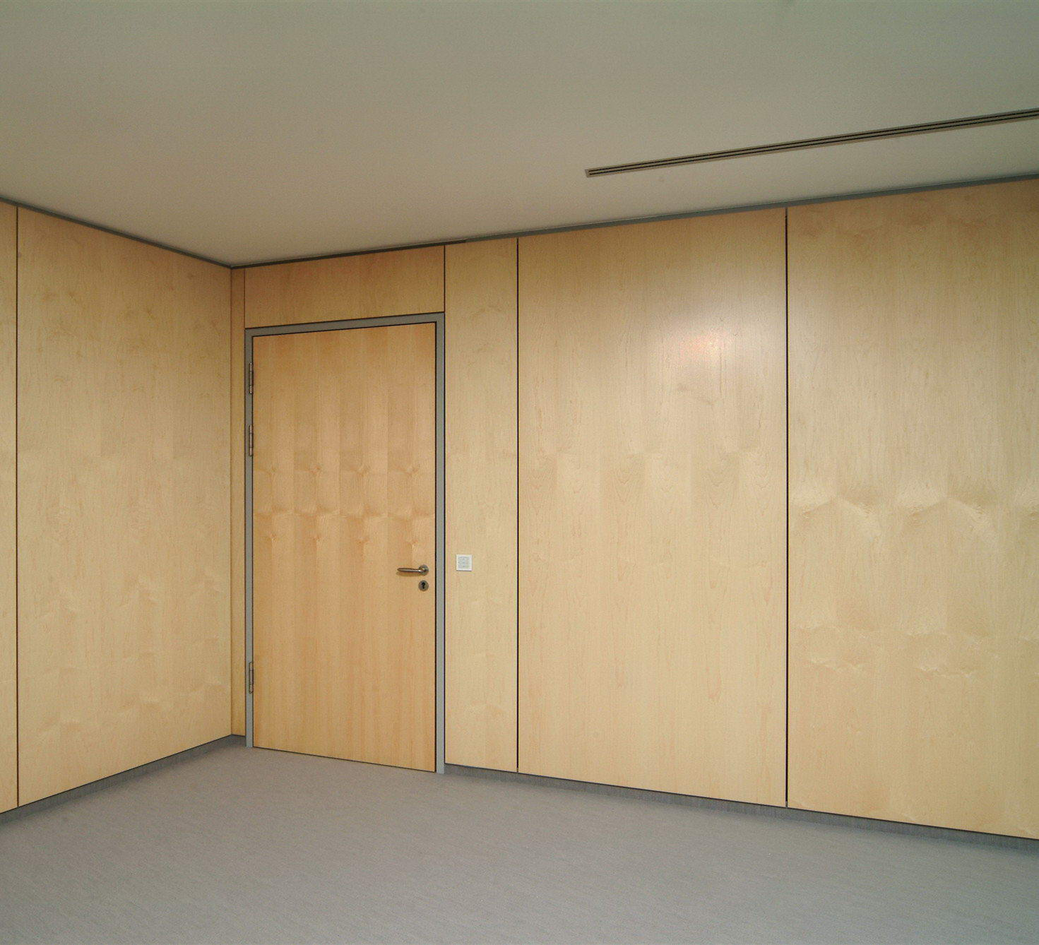Type 90/108 wooden partition wall