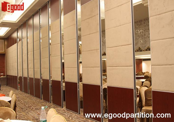 Hotel Banquet Hall Partition China Egood Operable