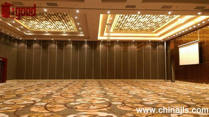 Wall Designs For Banquet Hall : Swiss international hotel banquet hall movable partition